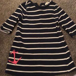Vineyard Vines 3/4 sleeves cotton dresss
